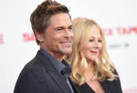 <p>Actor Rob Lowe and his wife, Sheryl Berkoff, will be the guests of honor at the UNICEF Gala Dallas on Feb. 3 at the Ritz-Carlton.</p>(Robyn Beck/Agence France-Presse)