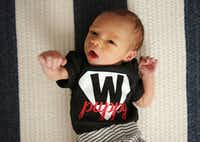 "<p><span style=""font-size: 1em; background-color: transparent;"">Meet Watchdog Baby Nicholas Thrift, here 9 days old. His mother dressed him up in gratitude to The Watchdog for helping to fix an AT&amp;T billing problem. Bam!</span></p>(Andy Jacobsohn/Staff Photographer)"