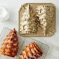 Tree cake pan by Nordic Ware.(Williams-Sonoma)