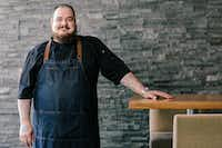 Chef Taylor Kearney, executive chef at DISH Preston Hollow.(DISH)