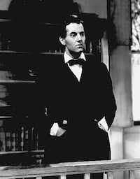 Henry Fonda as Abraham Lincoln in 1939.(AP)