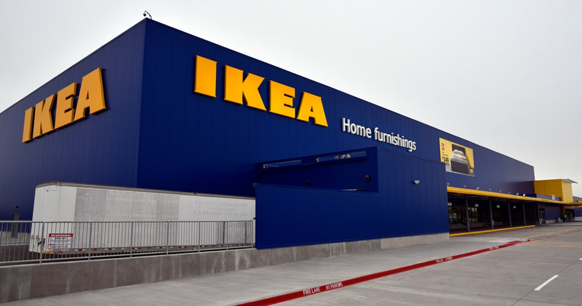 7 things to know about the new ikea store opening in grand prairie retail dallas news. Black Bedroom Furniture Sets. Home Design Ideas