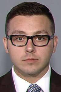 "Mesa AZ police officer Philip ""Mitch"" Brailsford shot and killed Daniel Shaver.(Maricopa County Sheriff's Office)"