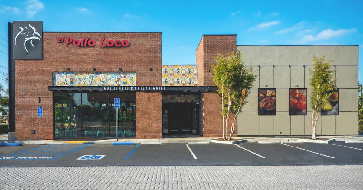 Chicken Chain El Pollo Loco Slices North Texas Store Count