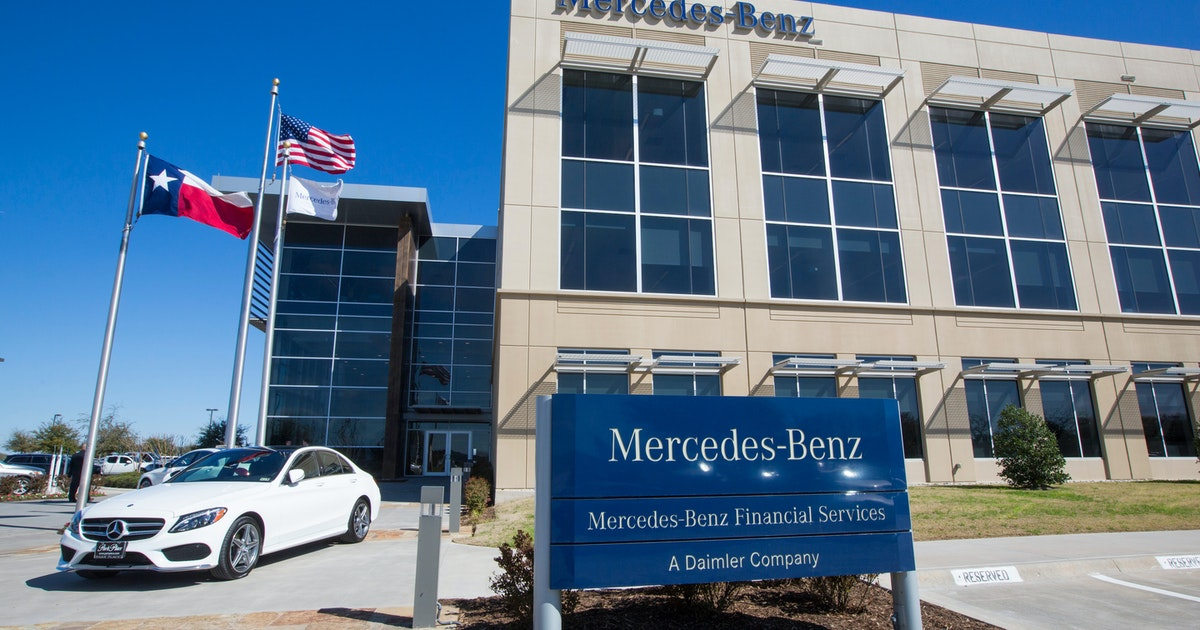 Mercedes benz financial will grow its north fort worth for Mercedes benz in fort worth