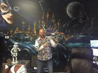 An owner of the used-car dealership 1and2 Automotive that The Watchdog called  one of the worst in town,  David Kost Jr. poses in a public Facebook cover photo. (Facebook)