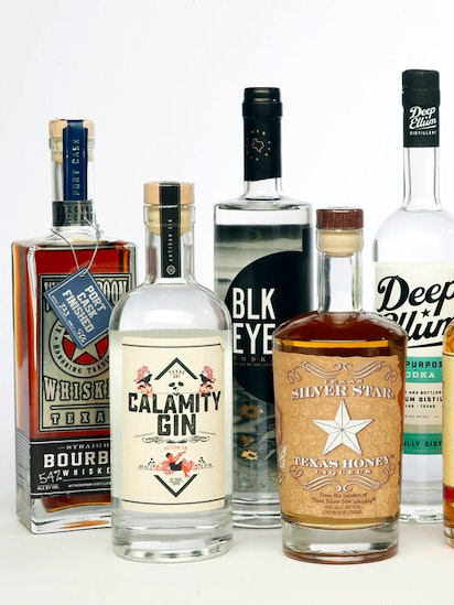 best texas small batch whiskey
