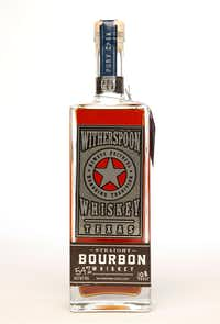 Witherspoon Whiskey port cask-finished bourbon(Vernon Bryant/Staff Photographer)