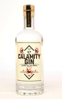 Calamity Gin(Vernon Bryant/Staff Photographer)