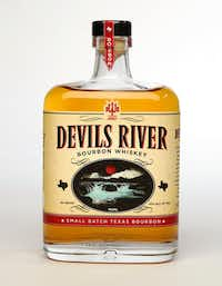 Devils River bourbon whiskey (Vernon Bryant/Staff Photographer)