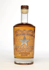 Texas Silver Star Texas Honey liqueur (Vernon Bryant/Staff Photographer)