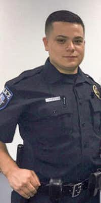 SMU Officer Josh Benavides(SMU Police Department)