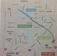 In October, regional planners and Texas Department of Transportation officials unveiled a plan using managed lanes to build LBJ Freeway. The section between Central Expressway and Royal Lane/Miller Road was scheduled to be built from 2019 to 2022, the section south to State Highway 78 (Garland Road) would be built from 2021 to 2023, the section farthest south to Interstate 30 would be built from 2023 to 2026, and the Interstate 30 interchange would be rebuilt from 2025 to 2027. The project's fate is up in the air now.(Texas Department of Transportation)