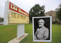Robert E. Lee Elementary School at 2911 Delmar Ave. in Dallas.(Louis DeLuca/Staff Photographer)