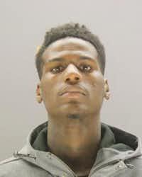 Deonte Davis was accused of 27 burglaries in Carrollton, police said.(Dallas County jail)