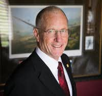 Texas State Senator Bob Hall.