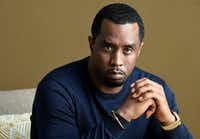 Sean Combs said he may want to buy the Carolina Panthers and sign Colin Kaepernick. (File Photo/Invision)