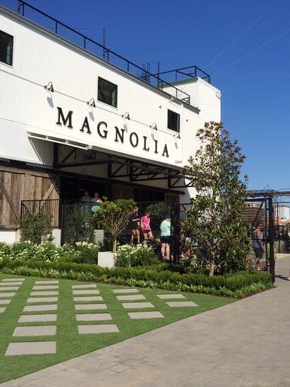 Att Setting Up 5g Trial At Chip And Joannas Magnolia Market At The