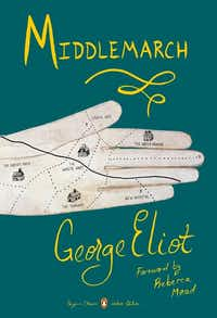 <i>Middlemarch</i>, by George Eliot(Penguin Classics)