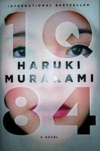 <i>1Q84,</i>by Haruki Murakami((DMN file))