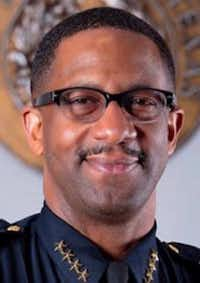 District 4 Constable Roy Williams Jr. is running for Dallas County Sheriff