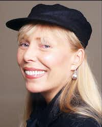 Joni Mitchell, in 1994.  (Wyatt Counts/The Associate Press)