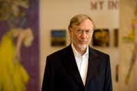 Charles J. Wyly Jr.(Matthew Staver/The New York Times)