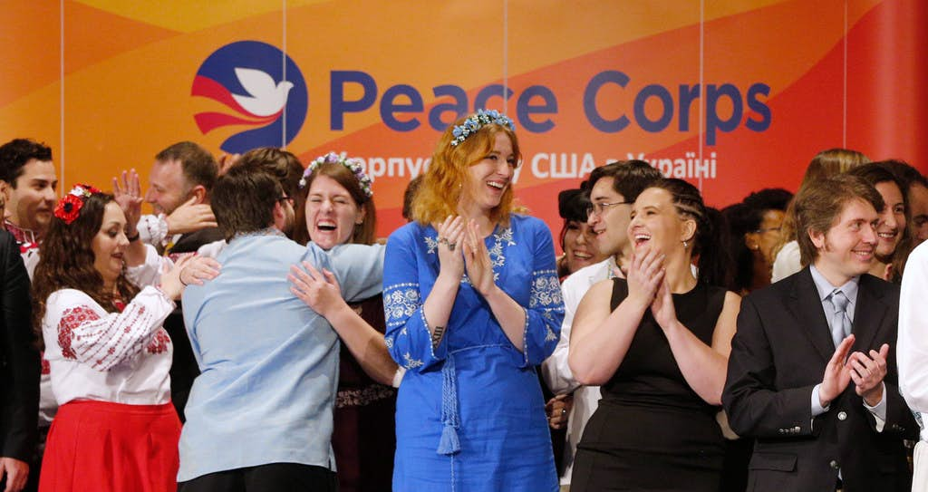 Want To Make America Great Again Join The Peace Corps Commentary