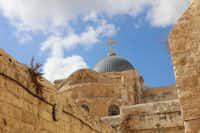 Church of the Holy Sepulchre. Jerusalem.(Bernhard Richter/Getty Images)