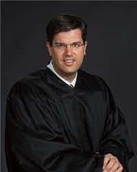 Judge Carl Ginsberg