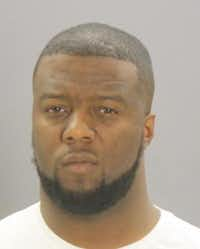 Edrick Smith(Dallas County sheriff's office)