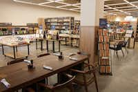 Barnes & Noble Kitchen in Plano's Legacy West.  (Kris Hundt/Barnes & Noble)