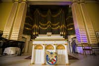 Inside the Eagle's Nest Cathedral on June 18, 2017.(Ryan Michalesko/Staff Photographer)