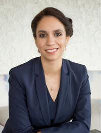 Former Dallas municipal judge Paula Rosales is running for County Court at Law No. 4.