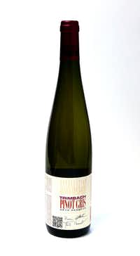 Trimbach Pinot Gris Reserve 2014(Ron Baselice/Staff Photographer)