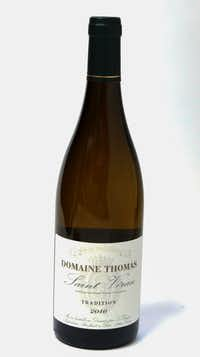 "Domaine Thomas Saint-Veran ""Tradition"" 2016, France (Ron Baselice/Staff Photographer)"