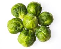 Leftover Brussels sprouts aren't as bad as they sound.(Ashley Landis/Staff Photographer)