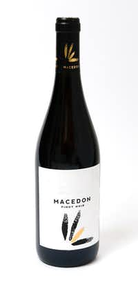 Macedon Pinot Noir (Ron Baselice/Staff Photographer)