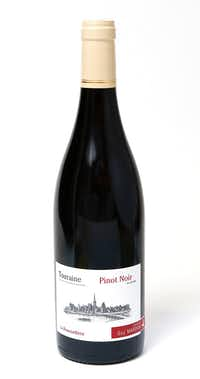 "Domaine Guy Mardon ""La Rousseliere"" Touraine Pinot Noir, France(Ron Baselice/Staff Photographer)"