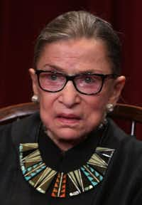 Ruth Bader Ginsburg(Alex Wong/Getty Images)