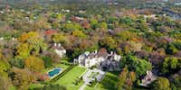 The former Hicks estate in North Dallas sold for $36.2 million.(Concierge Auctions)