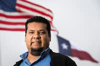 "<p><span style=""font-size: 1em; background-color: transparent;"">Cristian Chavez has lived in the U.S. for 18 years, and been on a deportation relief program called Temporary Protected Status for 16, after fleeing his home country of El Salvador. The nearly 263,000 Salvadorans who rely on the program to live safely in the United States worry that January will bring the bad news that they are on their final extension of the program.</span></p>(Smiley N. Pool/Staff Photographer)"