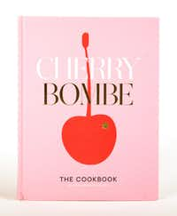Cherry Bombe The Cookbook by Kerry Diamond and Claudia Wu (Ashley Landis/Staff Photographer)