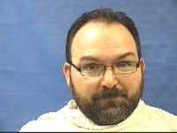 Shawn Dale Sanders(Kaufman County Sheriff's Office)