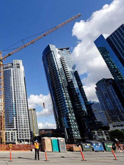 a decade after the great recession how dallas fits in an uneven