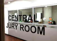 This is the Central Jury Room where residents report when they are summoned for jury duty.(File Photo/Staff)