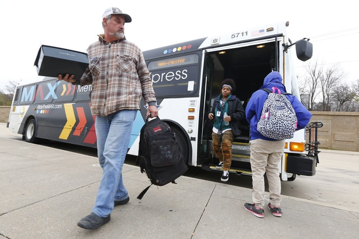 Arlington Calls It Quits On Max Bus Route Opting For Ride