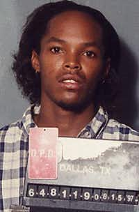 Terry Edwards was the only Dallas County killer executed in 2017.(File photo)