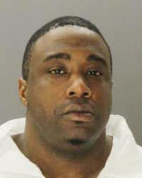 Antonio Cochran won't face the death penalty because he's been deemed intellectually disabled.(Dallas County Jail)