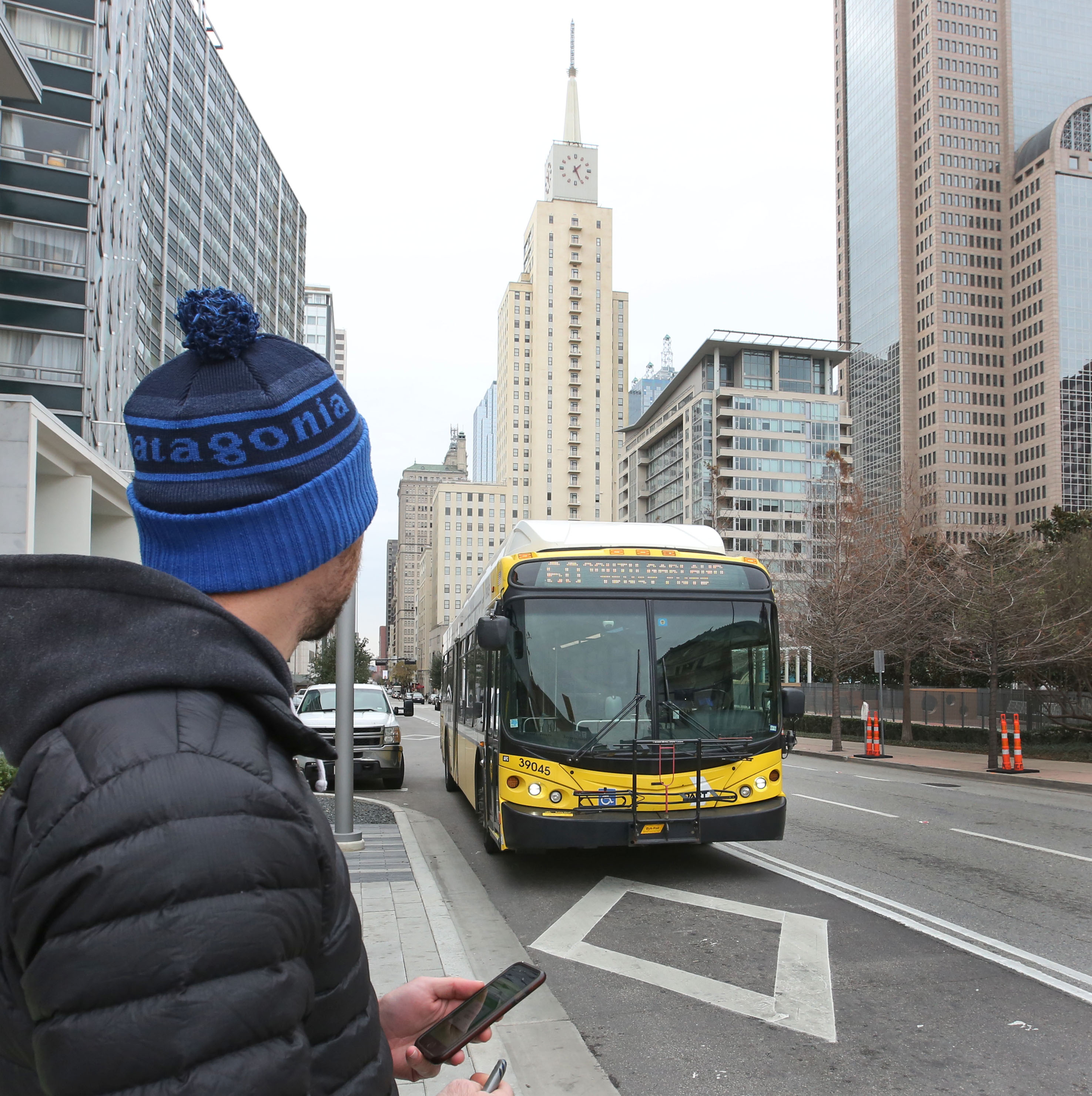 Curious Texas Can I use public transit to tour DallasFort Worth